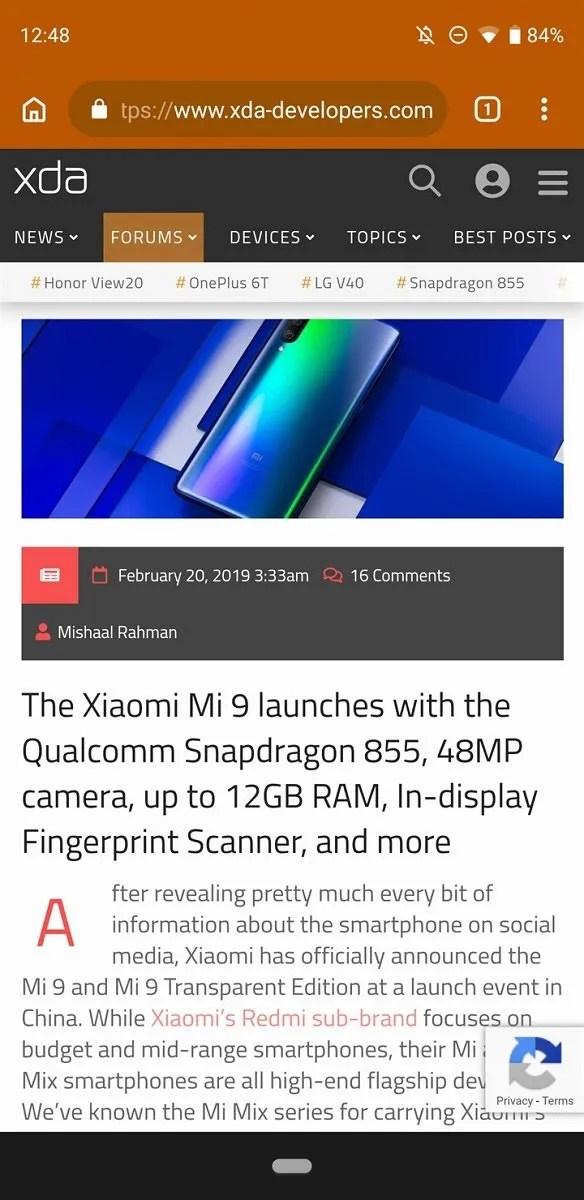 Chromium Android Xda