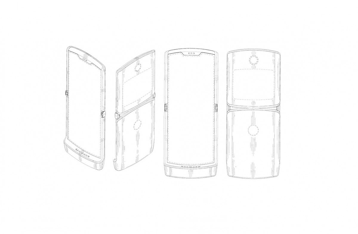 Software Features of the Motorola Razr Foldable Phone