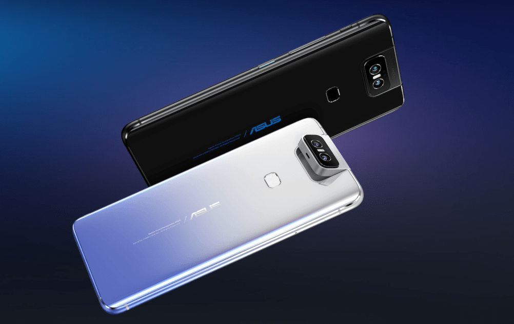 Asus ZenFone 6 announced with a 48MP flip camera, 5,000mAh battery