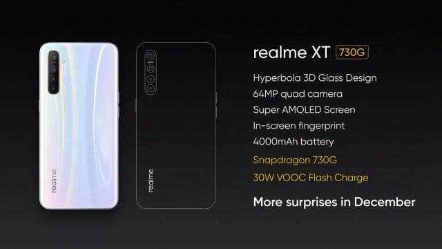realme xt 730g snapdragon