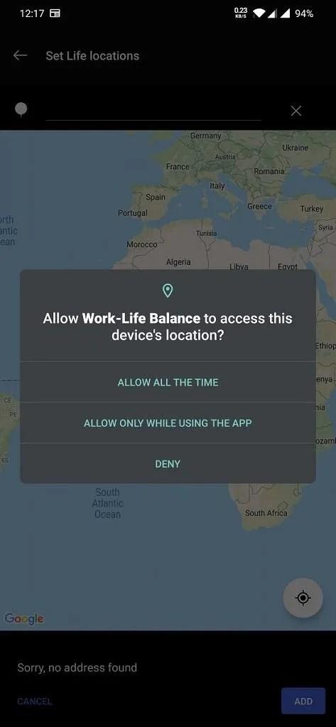 OxygenOS Work-Life Balance