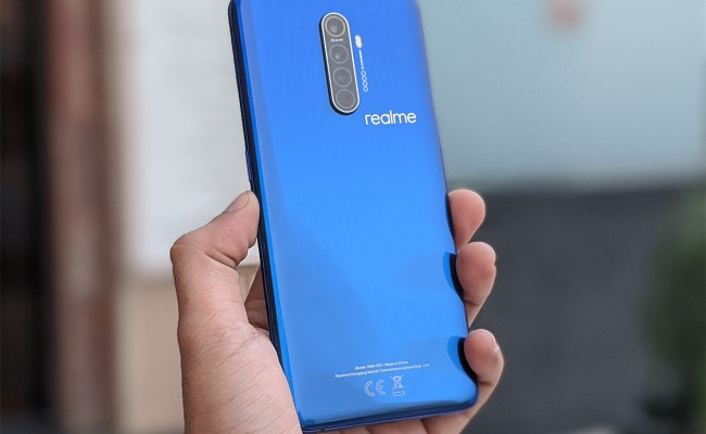 Realme X2 Pro With Snapdragon 855 50w Fast Charging