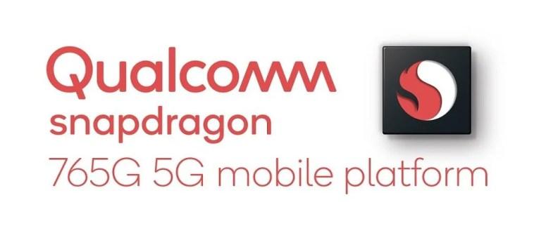 Qualcomm Snapdragon 765G logo