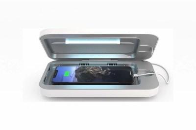 శాంసంగ్ నుండి UV బాక్స్
