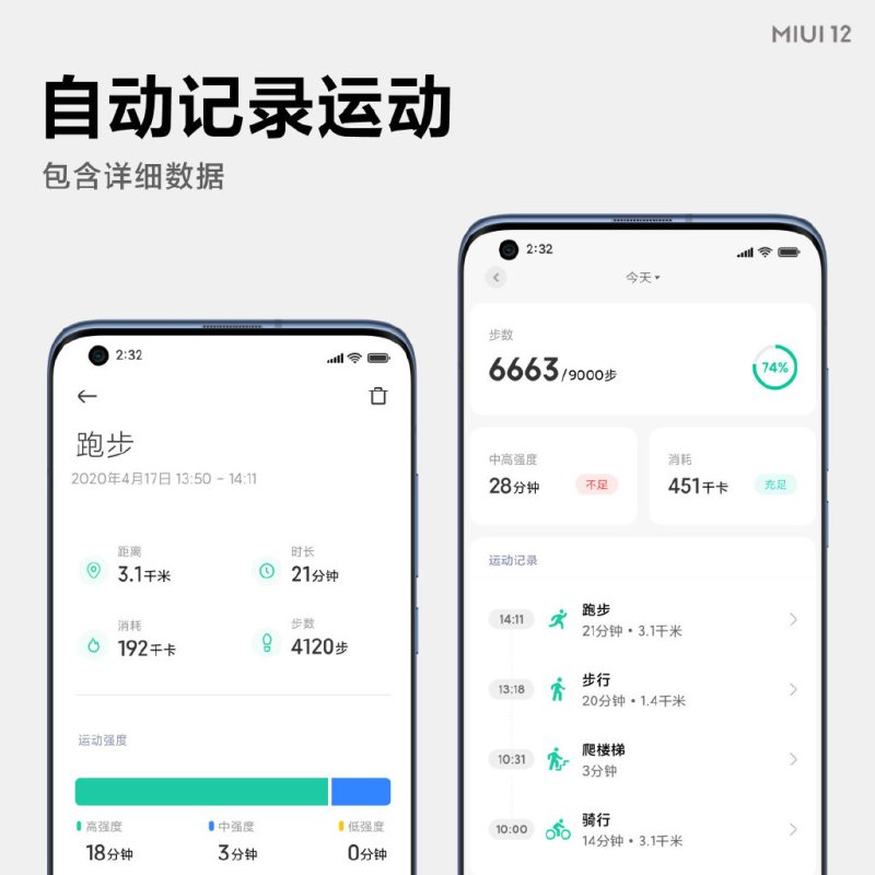 Xiaomi announces MIUI 12 for its Mi and Redmi Android smartphones 3