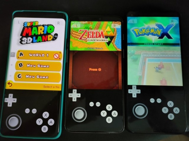 Citra for Android Nintendo 3DS emulator