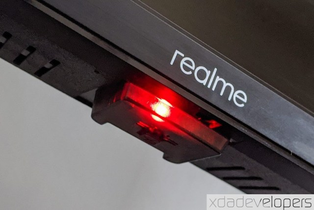 realme android led tv power button
