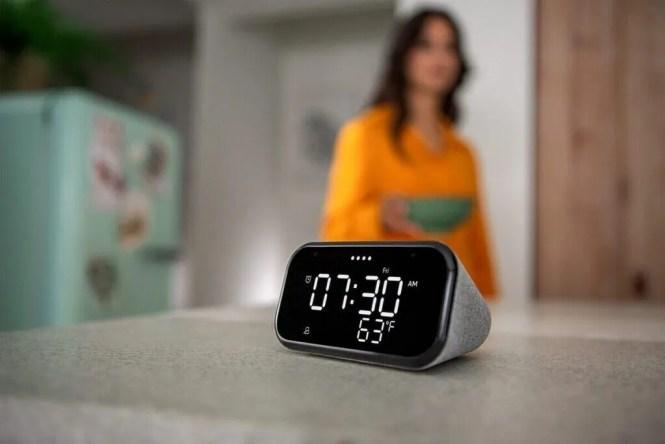 Lenovo Smart Clock Essential Is A 49