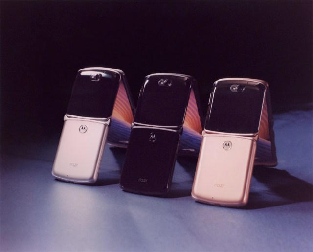 The Motorola Razr 5G is Moto's next clamshell foldable with new hardware
