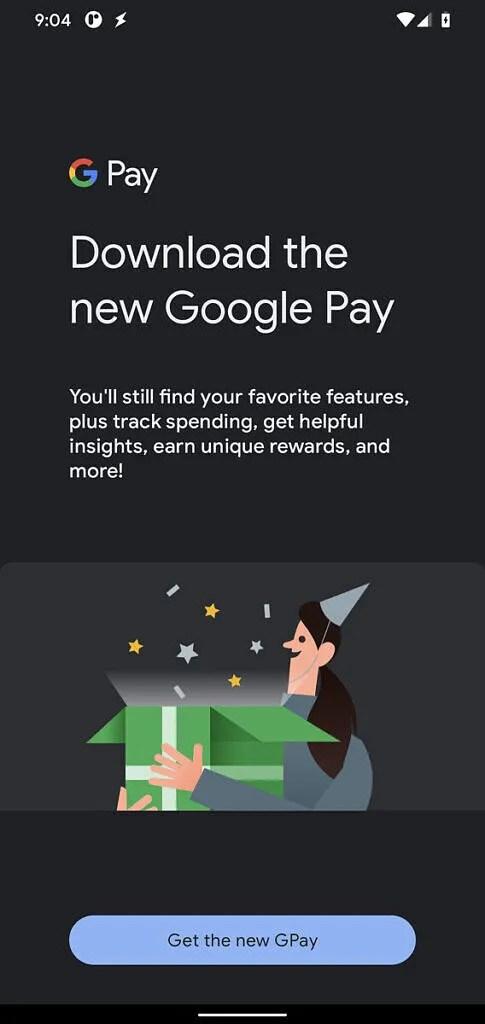 Google Pay 2.118
