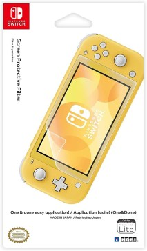 Hori Nintendo Switch Lite Protective Filter