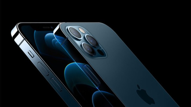 iPhone 12 Pro and Pro Max