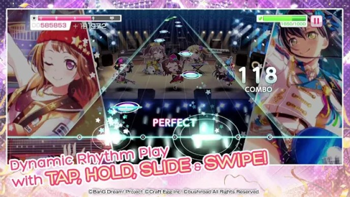 Bang Dream Best Android Games