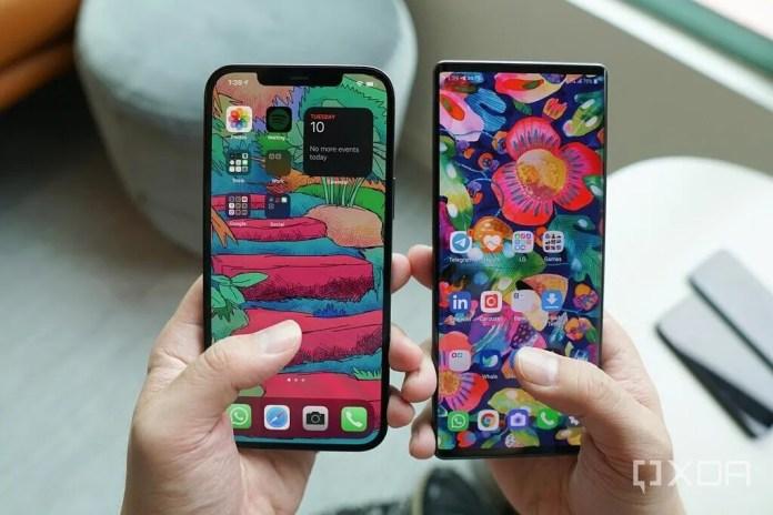 Apple Iphone 12 Pro Max Hands On Big Phone Big Improvements