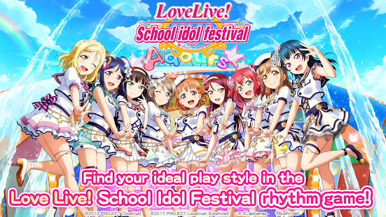 Love Live Best Android Games
