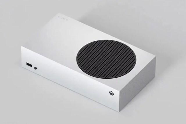 xbox series S top