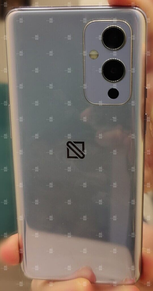 OnePlus 9 hand-on leak