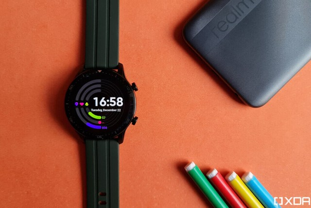 Realme Watch S Pro display