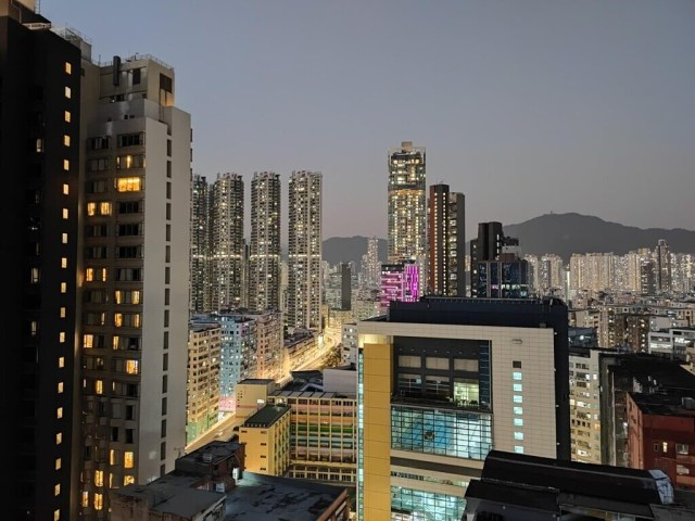 Xiaomi Mi 11 night shot