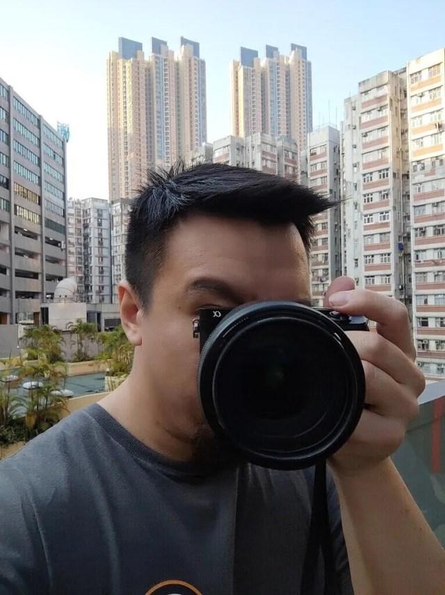 Xiaomi mi 11 selfie shot