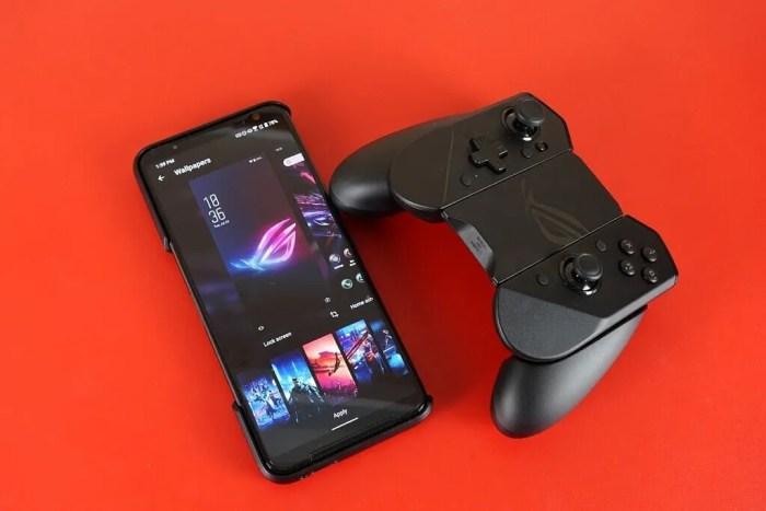 ASUS ROG Phone 3 Kunai Gamepad