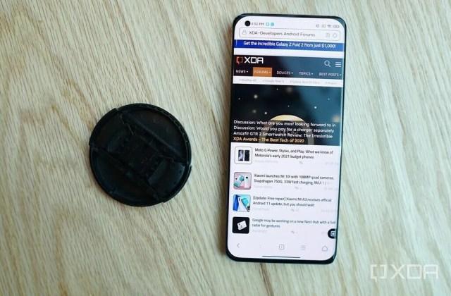 Xiaomi Mi 11 display