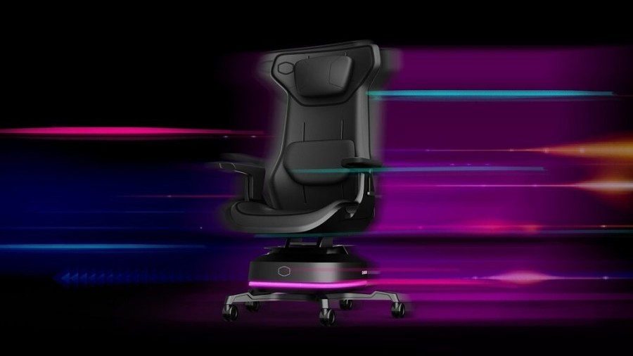 Cooler Master Motion 1 gaming chair