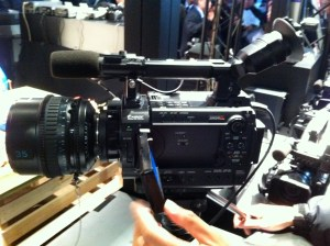 PMW-F3-11-300x224 Interbee 2010. Sony F3, Sony 35mm NXCAM and Hurricane Rig.