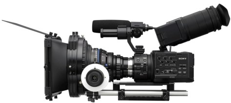 fs100-4-1024x455 Sony FS-100 Super 35mm NXCAM Camcorder Announced.