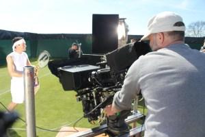 IMG_5456-300x200 Wimbledon 3D Cinema Commercial Shot using F3's and Phantom HD Gold's.