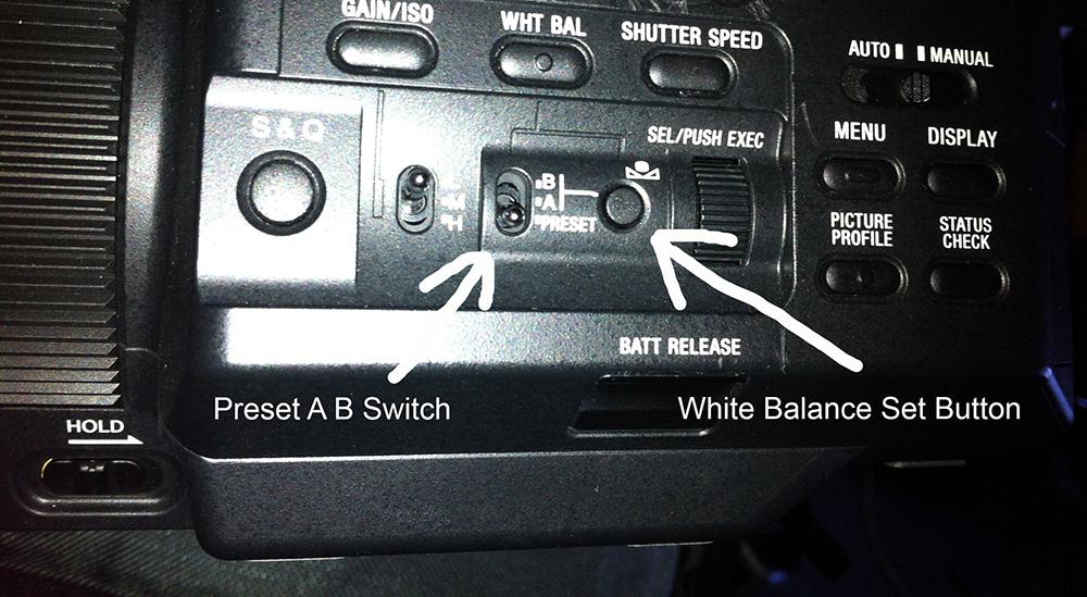 back to basics white balance xdcam user com rh xdcam user com White Balance Photography Papaer Manual White Balance