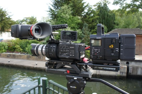 DSC07849 Sample 4K footage from the FS700 with IFR5/R5 raw recorder.