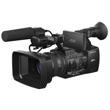 Sony-Z100a Go big but go small! 4K in a compact package.