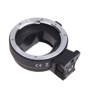 Commlite full frame EF to NEX lens mount adapter.