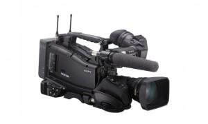 New Sony PXW-X500 camcorder.