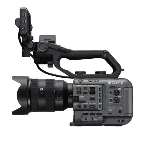 FX6_side_44062_02-Mid Sony Introduces Cinema Line and teases the PXW-FX6