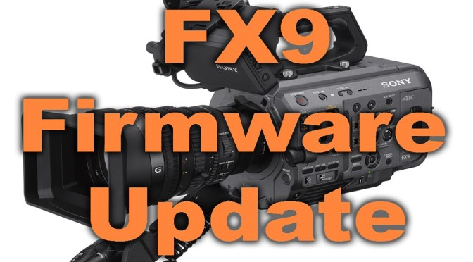 Important Firmware Update For The FX9