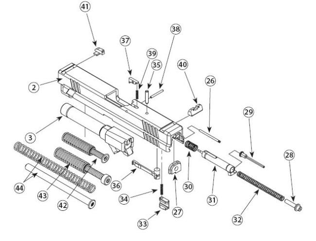 Laser Gun Schematics, Laser, Free Engine Image For User