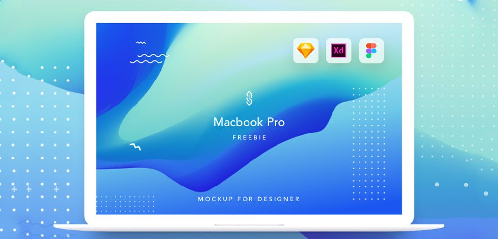 macbook pro mockup for