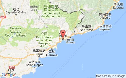 【圖文】法國港口:尼斯nice港口介紹【海新物流】