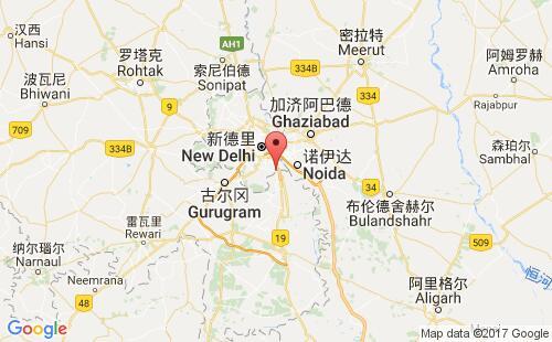 【圖文】印度港口:騰格拉卡巴德icd tughlakabad港口介紹【海新物流】