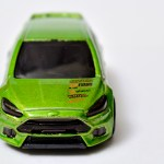 Custom Detailed Hot Wheels Ford Focus Rs Xdiecast