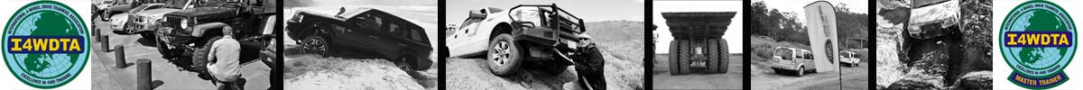 Comprehensive 4 Wheel Driving courses available Brisbane and Sunshine Coast