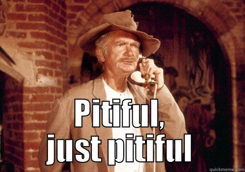 Image result for uncle jed says p i t i f u l