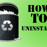 How to Uninstall Program