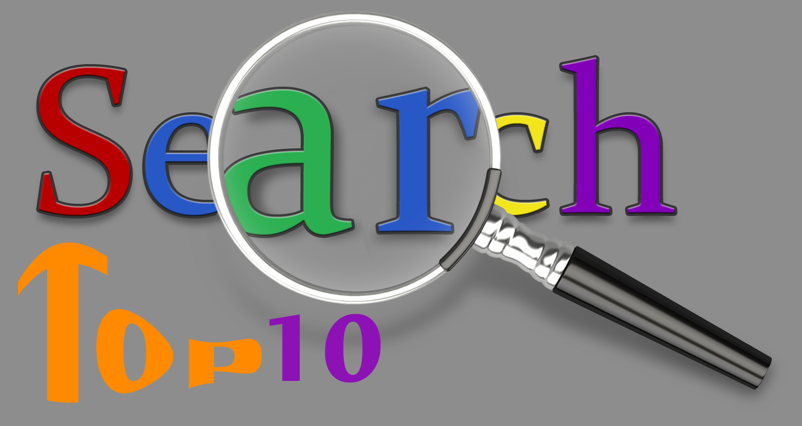Top 10 Most Popular & Best Search Engines By Ranking