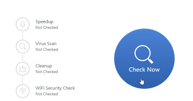 Check Viruses & Malware-Make Your Computer Run Faster