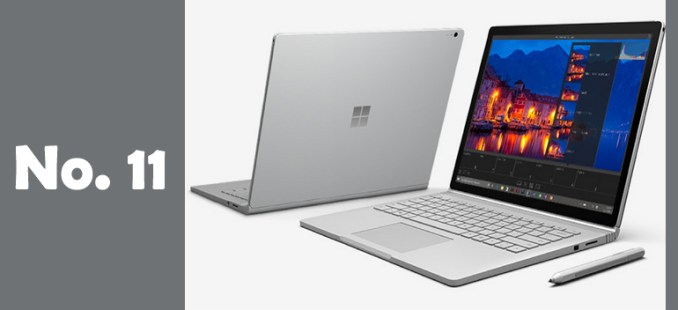 Laptop Brands No.11 Microsoft