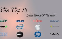 The-Top-13 Laptop Brands