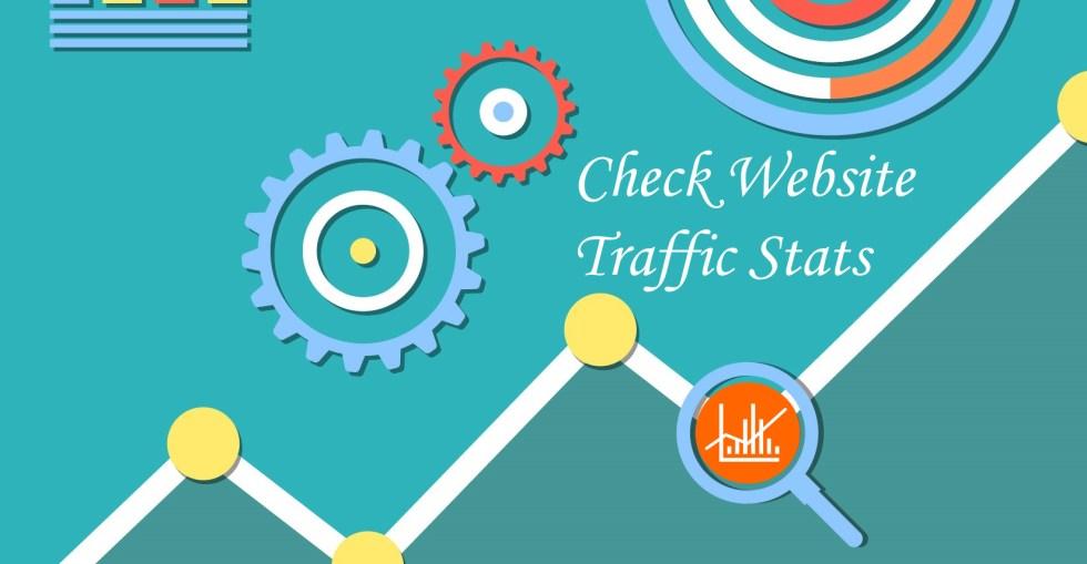 Check Website Traffic Stats